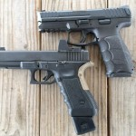 RDS Glock vs HK VP9 (on a limited scale)